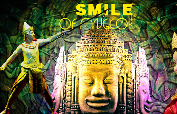 Smile of Angkor Show